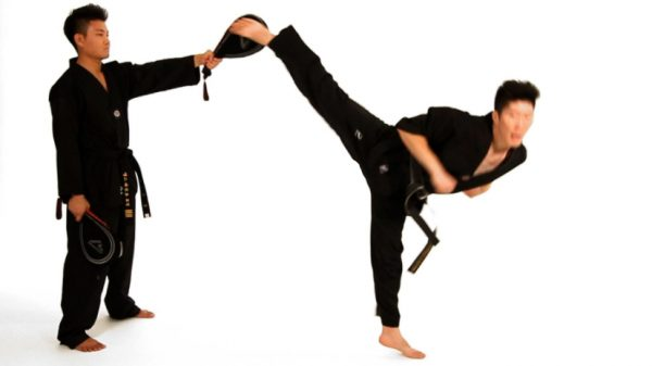 How to Do a Spinning Hook Kick