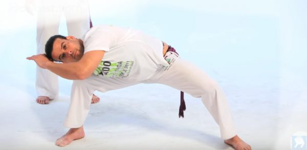 How to Do the Esquiva in Capoeira