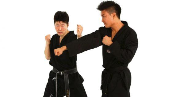 How to Do the Inside Block in Taekwondo
