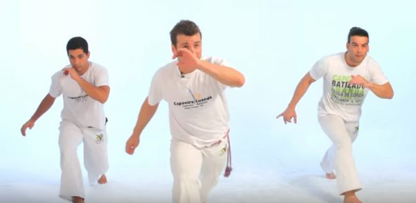 How to Do the Queixada in Capoeira