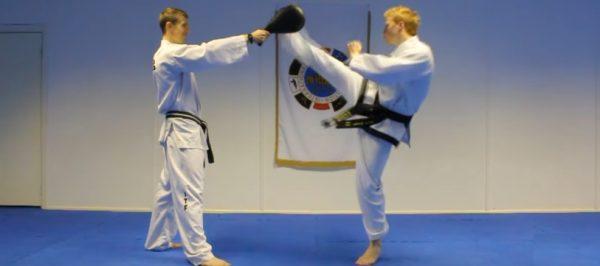 How to do an Inward Crescent Kick