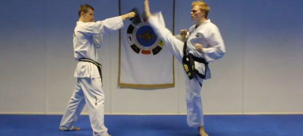How to do the Outward Crescent Kick