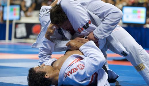 Brazilian Jiu Jitsu basics