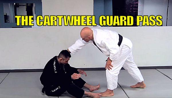 How To Do the Cartwheel Guard Pass