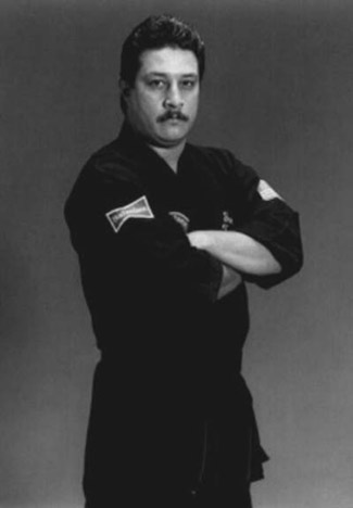This is Grand Master Frank Trejo