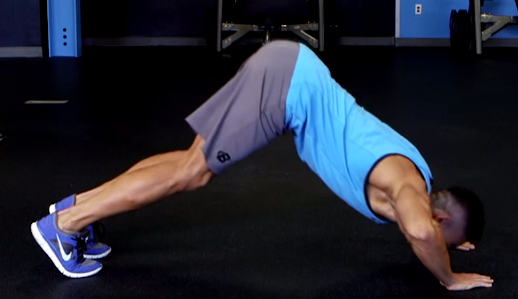 Dive bomber push up exercise guide sports and martial arts in the united states and the modern - Dive bomber push up ...