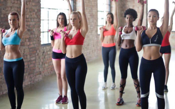 Wearing Leggings in the Gym