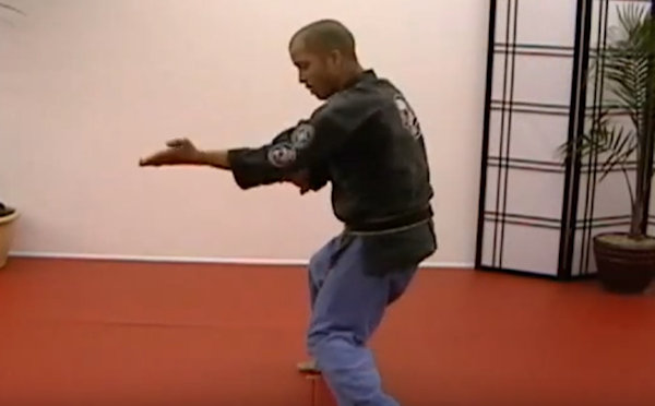 Inward Hand Sword in Kenpo Karate - Sports and Martial Arts in the