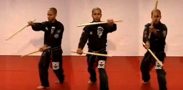 How to do the Kenpo Karate Club Set