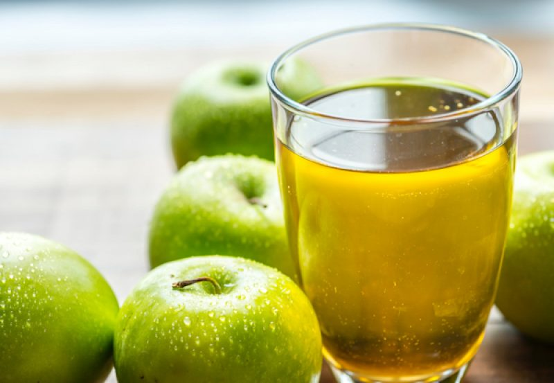 Apple Water to lose weight