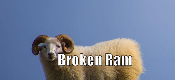 How to do Broken Ram Self Defense Technique