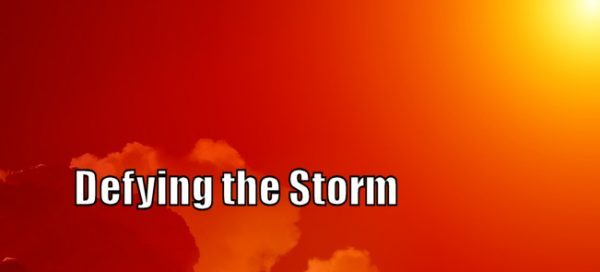 Defying the Storm Self Defense Technique