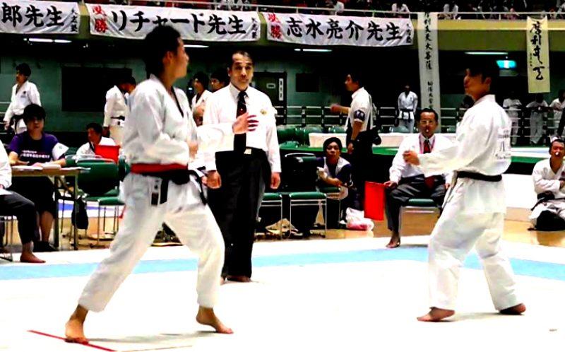 KO's in Kyokushin Karate