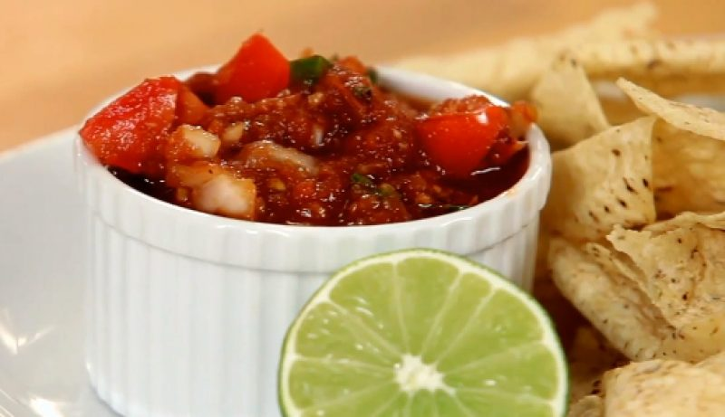 Mexican Red Salsa