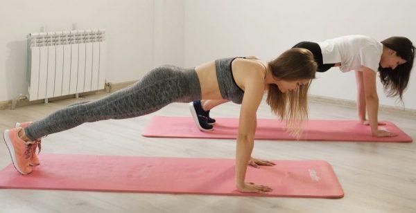ThePlank Pose in Yoga
